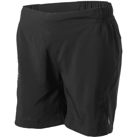 Fitness Slip into your Salomon Women's Trail III Shorts and let the rhythm of your feet hitting the road clear your mind. These shorts will help keep you cool and comfortable so don't have to think about anything except running. - $19.98