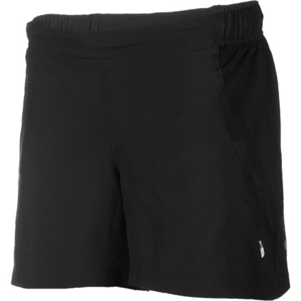 Fitness Run fast and stay cool while wearing the Salomon Women's XT II Lite Short on your next trail or road run. This ultralight performance short features an inner brief, side stretch panels for comfort and temperature regulation, and fabric that moves moisture away from your skin with the speed of a bullet train. - $24.98