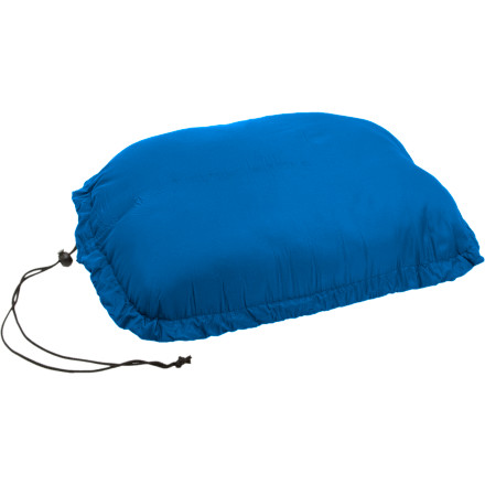 Camp and Hike Stuff this Grand Trunk Travel Pillow into its included sack, stash it in your carry-on bag, backpack, or car, and never be without a clean, comfortable place to rest your head. Adjust the Travel Pillow's shape and size with the drawstring to comfortably nap anywhere you need. - $17.96