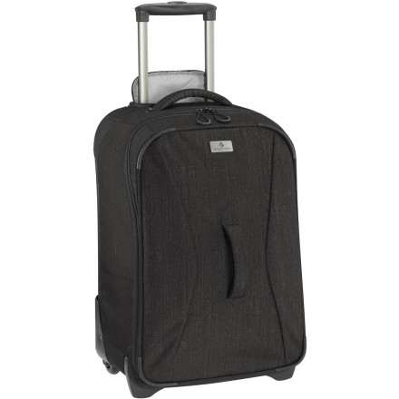 Entertainment The lightweight Crossroads 22 Wheeled Duffle Bag easily transports your clothes, gear, souvenirs, or internationally smuggled produce. - $165.00
