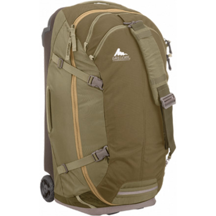 Entertainment The large Gregory Cache 28 is ready for travel whether it's serious business-type stuff or just for fun. Plenty of room and tons of smart features ... what else would you expect from Gregory' - $348.95