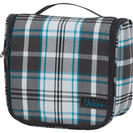 Entertainment The DAKINElina 3L Travel Case is the perfect toiletry bag for all your stuff that keeps you looking perfect. - $17.47