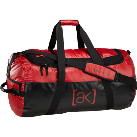 Camp and Hike Whether you intend to use the Burton AK 80L Duffel as an in-car locker all season or take advantage of its ballistic construction and head to a high-elevation base camp, you and your gear will love the protection it providesas well as its voluptuous main compartment. - $74.96