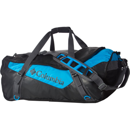Camp and Hike Two things you love about Columbia are the quality and the fact it doesn't take a month's salary to gear-up; the Lode Hauler Duffel Bag is no different. Boasting Columbia's durable, coated Tarmaq polyester, this duffel makes sure your gear arrives at the destination ready to be used. - $55.27