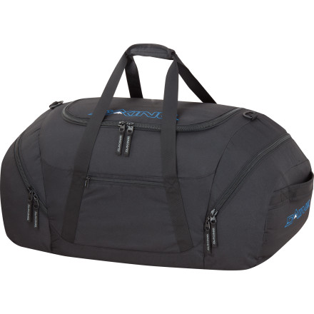 Camp and Hike If your gear isdiscombobulatedall over your whip, the DAKINE Rider's80L Duffel Bag will change your life. - $59.47