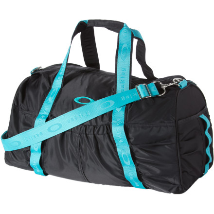 Camp and Hike Grab everything you need for the day and head to work knowing that the Oakley Women's Cool Down Duffel is housing your kit for a quick mid-afternoon run or getaway break from work. - $48.00