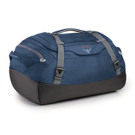 Camp and Hike For extended trips and multi-sport escapes, stuff the Osprey Transporter 95 Duffel Bag to the gills and head out of town. This massive duffel provides a simple and protective solution for all your travel needs. - $98.95