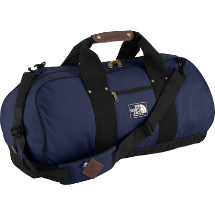 Camp and Hike A week-long winter exploration of a distant mountain range requires a lot of warm layers, and The North Face Duffel Bag features 4210 cubic inches of space to hold all the duds you need to stay comfortable in the changing weather. - $159.95