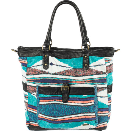 Surf Hurley One And Only Book Tote - $37.46