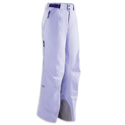 Ski It seems as if all the Arc'teryx Women's Stingray Pants ever want to do is mow on pow. Of course, that's not a bad thing. The waterproof breathable Gore-Tex fabric is ready for deep snow days season after season. As luck would have it, so are you. - $279.27