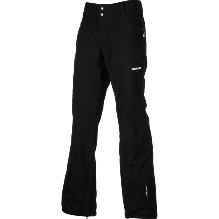 Ski When it snows, sleets, graupels, dumps in general, the waterproof, bombproof, and breathable Armada Women's Hydra Gore-Tex Pant has you covered. From the Lycra-suspended, gusseted and hooked gaiters to its adjustable waistband, this pant shelters your bottom like its life depends on it. Rip in a blizzard or sit in the snow waiting for your slow-poke friends in dry, happy comfort. - $153.97