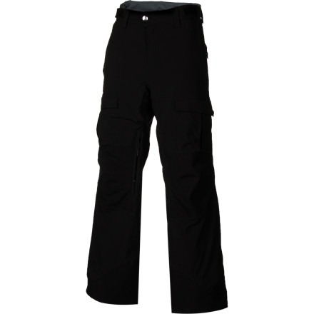 Ski Have a micropuff meltdown. Introducing the weather-resistant and cozily insulated FlyLow Women's Tundra Pant. Topped with DWR protection, stuffed with lofty synthetic insulation, and trimmed with cool cargo pockets, this pant keeps your cheeks dry, warm, and stylie. And with all the performance essentials, like articulated knees, Cordura reinforcements, and cross-wind-inducing inner and outer thigh vents, you'll skip the cocoa breaks and rip the hill to shreds from open to close. - $146.22