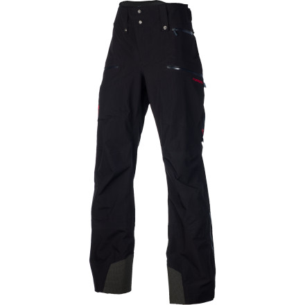 Ski Big-mountain skiers and riders need burly protection from the wet and cold; pull on the Norrna Womens Narvik Gore-Tex 3L Performance Shell Pant and youre ready to conquer the steeps. Melding European style with Gore-Tex waterproof breathable technology, this pants rugged three-layer fabric stands up to the gnarliest conditions. The Narvik pant has a softer side, toothe inside face, which is lined with super-soft, wicking microfiber lining keeps you warmer in biting cold. - $285.29