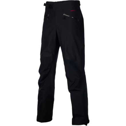 Ski Whether you're tearing up untouched terrain in-bounds or looking for prime lines in the backcountry, the Patagonia Women's Triolet Pant protects you from wintery weather. Waterproof, breathable, and windproof, the Gore-Tex 2L membrane is ready for whatever conditions you encounter on your adventures. - $399.00