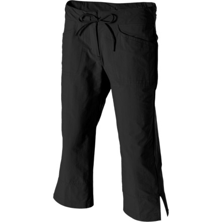 You certainly can't enjoy an globe-trot or regional escapade without a comfortable yet durable panttrust the ExOfficio Women's Gallivant Capri Pant to meet, then exceed, your expectations. - $34.98