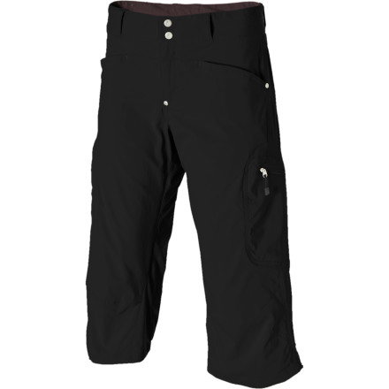Camp and Hike The Peak Performance Women's Dexie Pirate Pant impresses you with its stylish cut and many uses. Whether you're sailing the open seas, hiking up a steep mountain face, or simply chilling on the porch, the Dexie delivers with its moisture-wicking, quick-drying, and water-resistant fabric. Its stretchy fabric also makes it super-easy to move about, while the Dexie's UPF 40-rated fabric protects you from the sun's blazing rays. Plus, there are multiple pockets for you to stash your small essentials. - $54.98