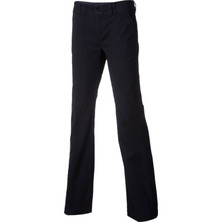 The Carve Designs Women's Theron Pant quickly becomes your go-to cas pant for everyday style. - $41.77