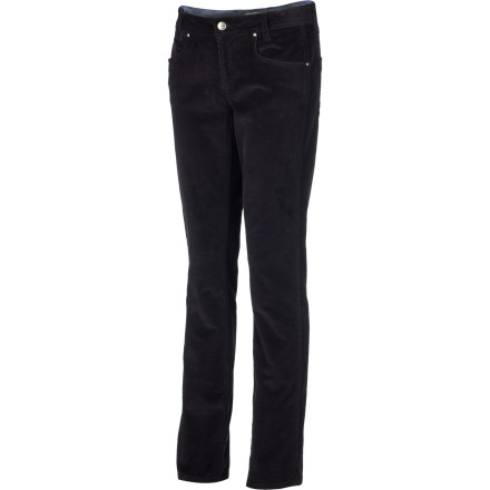 Horny Toad created the Womens Accord Pants with soft organic cotton corduroy and a touch of spandex for fabulous comfort and mobility, and enhanced the classic design with a modern lower rise and a flattering back yoke. Now seal the deal by cuffing these cords with some canvas sneakers or tucking them into your favorite boots. - $52.77