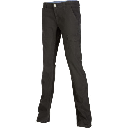 Camp and Hike Slim, stretchy, and chock-full of stylishly fun and handy pockets, the Horny Toad Dovetail Pant will take you for a hike, on errands, to the park, and everywhere in between. This form that follows function takes on a beautiful shape. - $57.17
