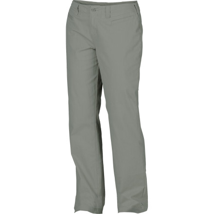 Entertainment Whether you're acting as a tour guide for the family, window shopping with your mom, or reading the paper at the local coffee shop, the Isis Women's Penny Lane Pant keeps you feeling confident and comfortable throughout the day. This regular-fit pant has a mid-rise, stretchy fabric, and front- and back-welt pockets for you to stash your small wallet or slim cell. - $23.69