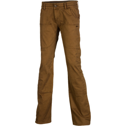 Camp and Hike Toss on the Kavu Women's Ebb Tide Pant when you spearhead a yardwork project, run to the garden center, or take a late afternoon hike. - $52.47