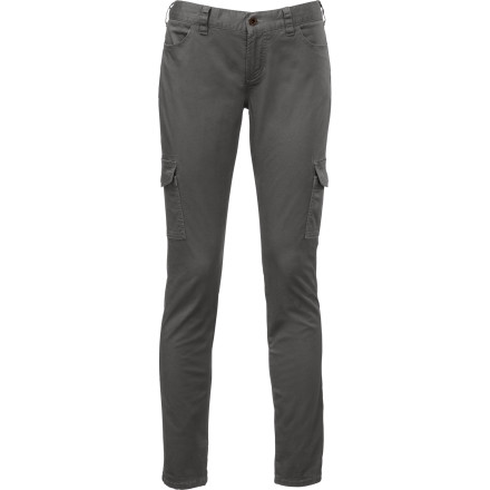 After a day of shredding the hill, slip out of your snow pants and into The North Face Women's Atka Matchstick Cargo Pant. - $49.47