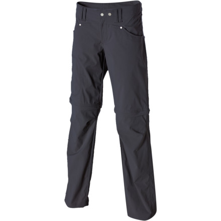 Camp and Hike With its two-way stretch fabric and zip-off construction, the Peak Performance Women's Dexie ZO Pant is the perfect climbing companion when you're expecting variable weather. - $90.97