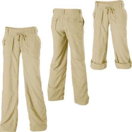 Camp and Hike Slip on The North Face's Horizon Tempest Pant, before you head into the wilds on a hike. This lightweight hiking pant got a major redesign this year to give it a modern look so you are ready whether you're sipping a micro brew or making the final push to the summit. - $41.97
