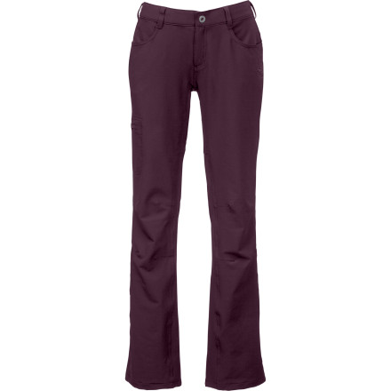 Camp and Hike You woke up in your tent to the smell of breakfast sizzling. Shimmy into The North Face Women's Split Pant, eat a hearty breakfast, and set off for a day of exploring new surroundings and looking at spectacular views. - $62.97
