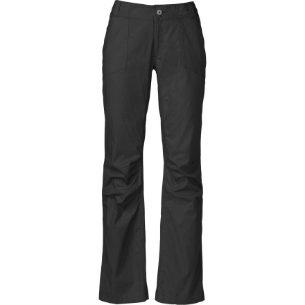 Camp and Hike Just like you, The North Face Dyno Women's Pant was made to move. Slim-cut and low-profile, the Dyno Pant offers the mobility you need to climb, scramble, leap, and stride over obstacles on the boulder-strewn route to the summit. - $69.95