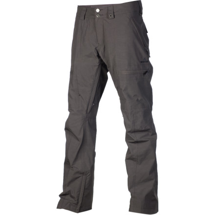 Snowboard Spend your day waist-deep in powder without worrying about getting wet in the Burton Mosaic Women's Gore-Tex Pant. Two-layer Gore-Tex fabric repels moisture in the wettest conditions, and the seams are sealed with Gore-Seam tape to ensure that nothing slips through the cracks. - $124.98