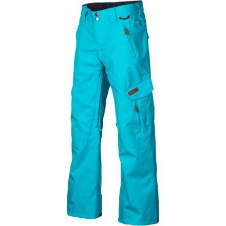 Snowboard You only need one pant for the entire season with the DC Verve Women's Snowboard Pant. There's plenty of pockets to store gear when you're out on the hill, 40g insulation gives you a little extra warmth for colder days, and mesh-lined vents keep you cool on sunny park laps. - $64.00