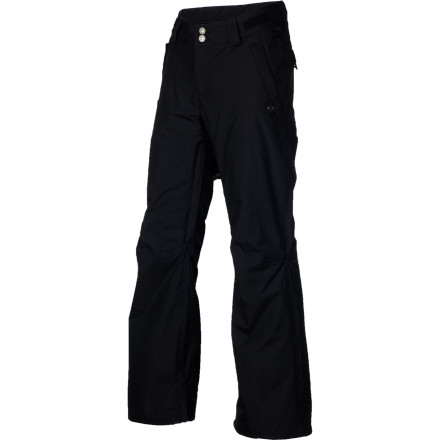 Snowboard The Foursquare Women's Craft Insulated Pant keeps you covered with a clean style, lightweight insulation, and waterproofing adequate for most days on the hillbecause staying dry is also considered good style. - $69.98
