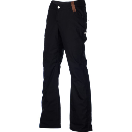 Snowboard The Standard Pant is one of the best-selling designs in Holden's line season after season due to its stylish fit, mountain-ready features, and eco-conscious construction. Stretch twill fabric allows unrestricted movement, while the brushed tricot lining offers extra insulation where you need it most. - $123.47