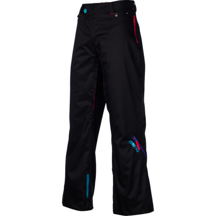 Snowboard The Nomis Zoey Insulated Pant's one-two punch of synthetic insulation and 10K-rated waterproofing leave you pretty much set from the waist down, and the Zoey's feminine, but still relaxed, fit feels good and flatters. - $118.97