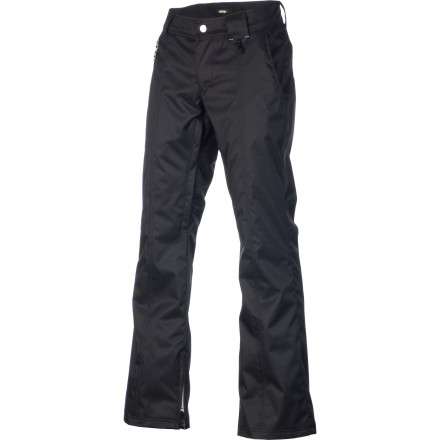 Snowboard Your alarm makes the most horrible noise on the planet, except on the morning after a storm. Then you're already awake and decked out in your Nomis Women's Lyttia Pants by the time the buzzing starts. How could you sleep in when you keep thinking about lapping your favorite run in these sleek little pants' - $69.98