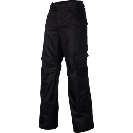 Snowboard The O'Neill Women's Freedom Coral Pant bring a casual, street-style to the mountain thanks to a relaxed design and fashion fabrics that still deliver moisture-blocking power. Slide into these pants when you want balanced protection that will keep you dry while you lap the park or cut up the groomers. - $67.48