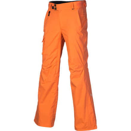 Snowboard The 686 Women's Mannual Mesa Insulated Pants blend water resistance and warmth to keep you feeling good whether you're playing in the park or racking up laps on the corduroy. Plus, these pants have a clean, cool look that sweetens your swag on the hill and at the lodge. - $56.00