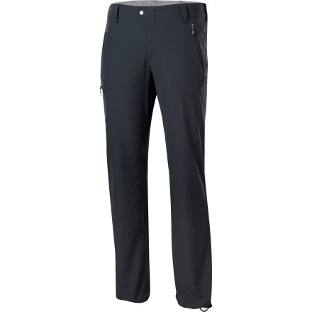 Climbing Slide out of your sleeping bag and into the Isis Women's Stride Softshell Pants. Ideal for camping trips, backpacking excursion, and hikes, the Stride features stretchy, comfortable softshell fabric that moves with you while you hike up a steep trail or climb over downed boulders. - $76.42