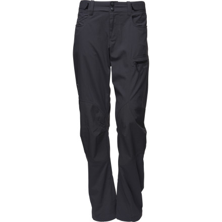 Even on warm days on the trail or the crag, your legs require some protection from underbrush, rocks, and even the sun; keep them happy in every way when you wear the Norrna Women's Bitihorn Lightweight Softshell Pant. - $120.62