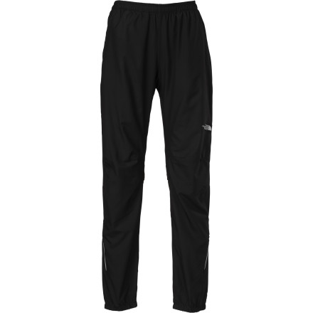 Take off into the woods and leap over red, orange, and yellow covered paths whith the water- and wind-resistant Women's Torpedo Pant from The North Face. - $37.48