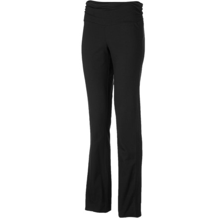 Fitness Wake up, slide on into the Horny Toad Women's Flextra Pant, and start your day off right with a few yoga poses or a light morning jog around the neighborhood. - $41.22