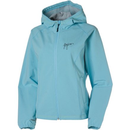 Ski If your idea of skiing involves skins more often than chairs, then you're bound to love the FlyLow Gear Women's Bonnie Softshell Jacket. The comfortable fit rivals your man's old college hoody, and the seriously breathable material works well for bluebird days. When the climate calls for it, the Bonnie's soft brushed fleece lining makes it a fantastic mid-layer under your technical shell. - $40.49
