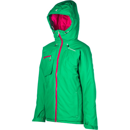 Ski Whether you're prepping for a multipitch ice climb, tour in the backcountry, or fun day on the resort slopes, be sure to have the Peak Performance Women's Heli WindStopper Regulate Jacket. The Regulate blocks wind and handles your excess heat while you lay down tracks or work your way up a steep wall of ice. - $419.97