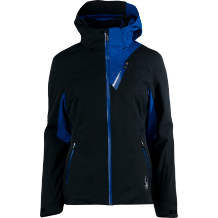 Ski Winter weather in the mountains is hard to predict, which is why Spyder designed the Women's Core Suite 3-in-1 Jacket. Featuring a waterproof and breathable stretch polyester shell, Thinsulate insulation, and a separate Core sweater component, this jacket provides the versatility to handle everything from sunny spring slush to freezing January storms. - $279.97