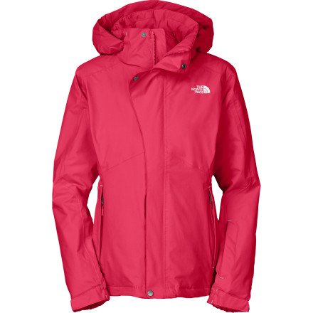 Ski Let loose while you're on the slopes in The North Face Women's Freedom Jacket and show fellow skiers what getting after it is all about. - $153.97