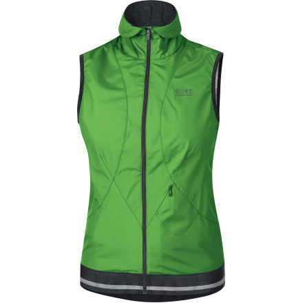 Fitness When you need protection from wind and light precip without the bulk, you need the super lightweight and packable GORE RUNNING WEAR Women's Air 2.0 AS Vest. - $77.97