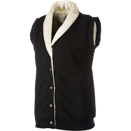 Wearing the Hemp Hoodlamb Women's Furry Vest feels like getting a hug from all of your favorite childhood stuffed animals at once. But, thanks to it's clean styling and eye-catching design, you'll look much more chic than you would covered in plush toys. - $86.87