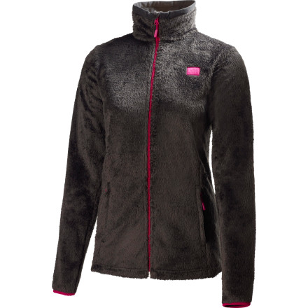 On frigid winter days, hunker down in the lodge with the Helly Hansen Women's Precious 2 Fleece Jacket. Its plush, high-loft fleece gives you a snug, cozy feeling while you play chess and watch fat fluffy flakes accumulate on the outdoor windowsill. - $54.97