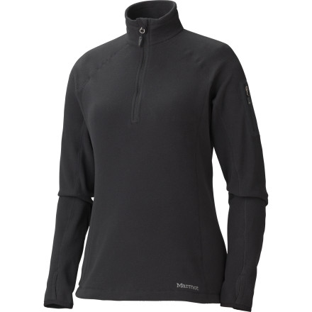 The Marmot Flashpoint Half-Zip Pullover is fashionable fleece at its best. The Polartec Classic 100 microfleece fabric is the gold standard for durability and quality, and it's exceptionally soft and warm against the skin. The Flashpoint is an outstanding baselayer for cold days on the hill and a stylish standalone for brisk days out on the town. Don't blame us when every other long-sleeve top in your closet starts to collect dust. - $59.47
